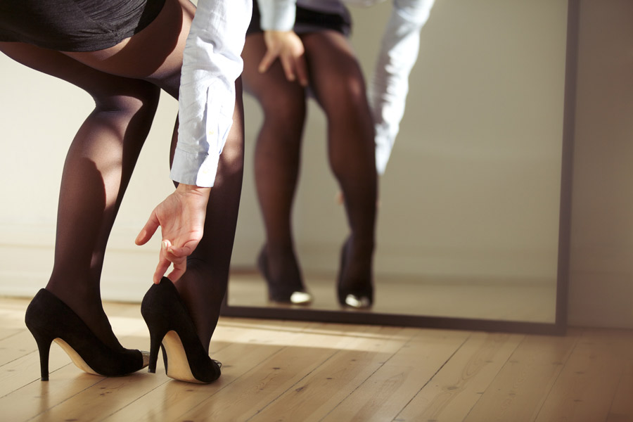 High Heels and Your Health from the Viewpoint of a Chiropractor and Acupuncturist!